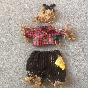 Muffy VanderBear Scarecrow Costume